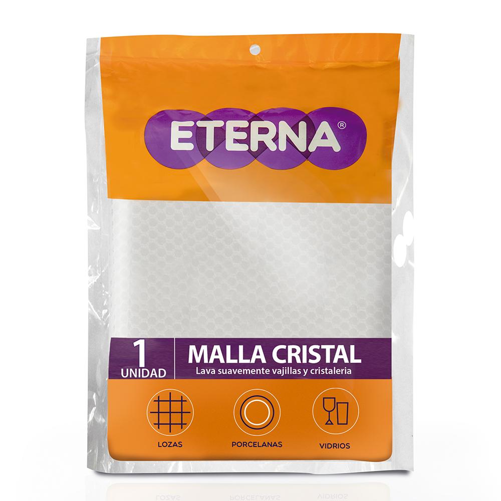 ESPONJA MALLA CRISTAL