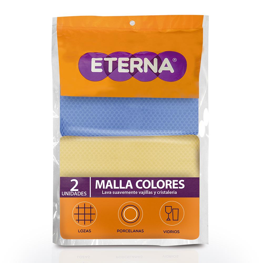 MALLA ESPONJA COLORES