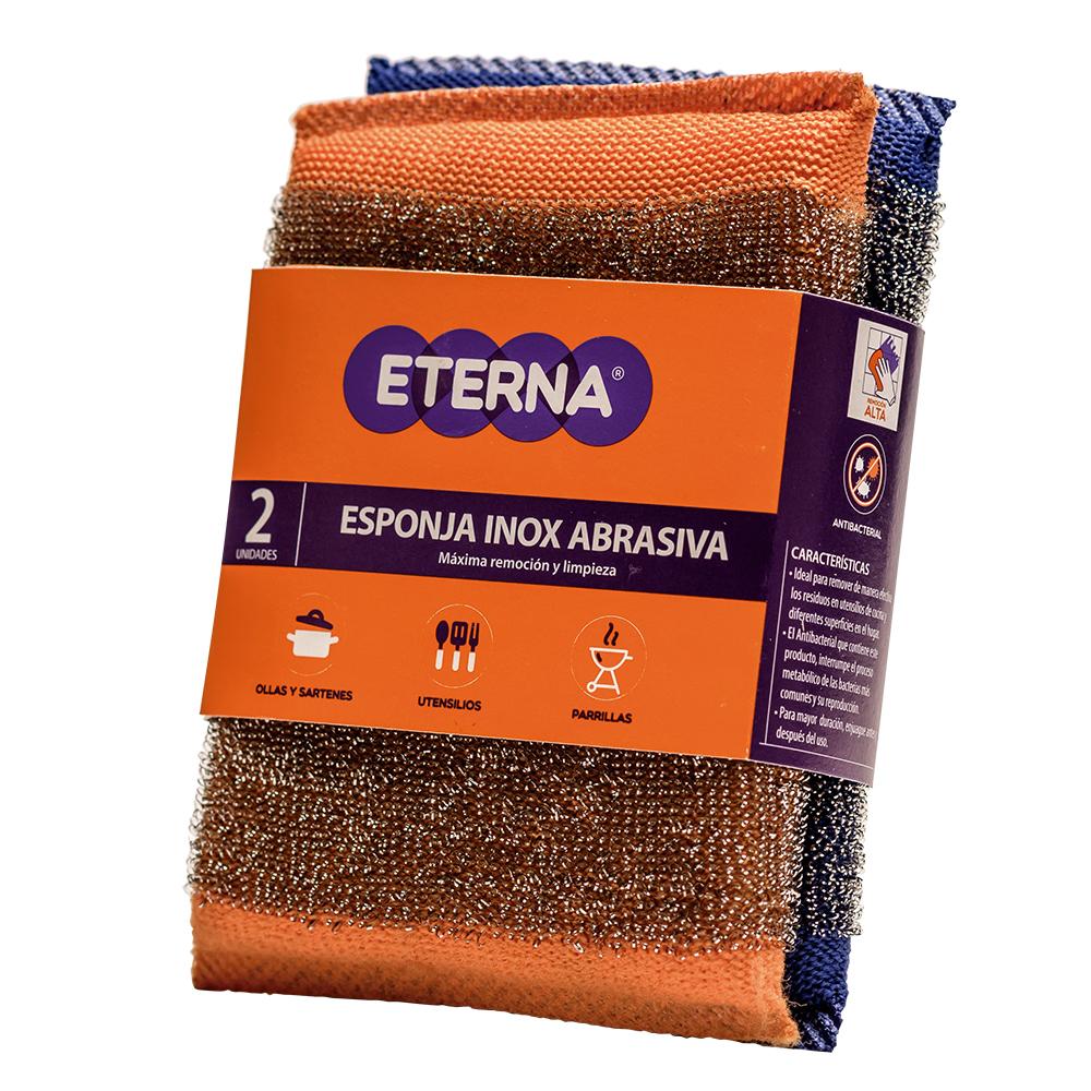 ESPONJA INOX ABRASIVA