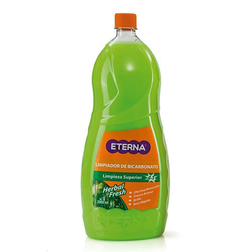 LIMPIADOR DE BICARBONATO LIMPIEZA PROFUNDA (2000 ml)